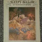 The Legend of Sleepy Hollow by Washington Irving and Arthur Rackham