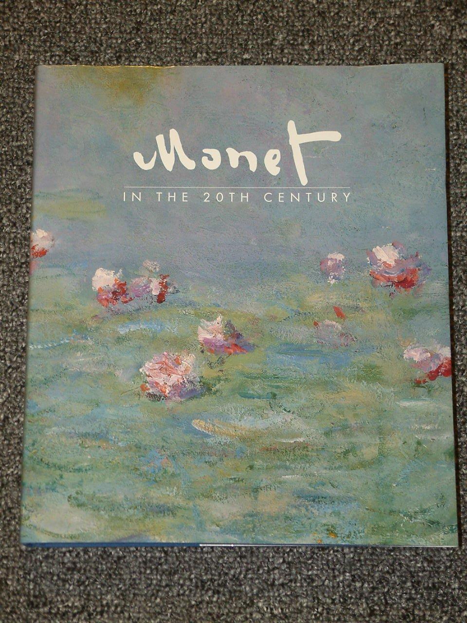 Monet in the 20th Century HB DJ