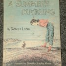 A Summer's Ducking by Daniel Lang 1963