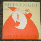 Silent Night by Sandy Turner HB DJ 2001