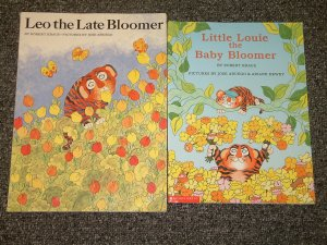 Leo the Late Bloomer and Little Louie the Baby Bloomer by Robert Kraus