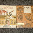 Libraries and Books 2 books by Susan Barlett