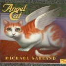 Angel Cat by Michael Garland