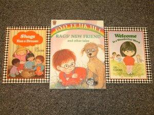 3 Gyo Fujikawa Welcome is a Wonderful Word Shags Has a Dream