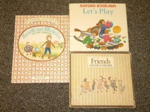 3 by Satomi Ichikawa Friends, Let's Play, Suzette