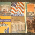 23 Cornerstones of Freedom books White House, D Day, Alamo