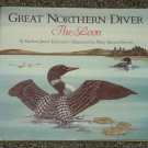 Great Northern Diver The Loon by Barbara Juster Esbensen HB DJ 1990