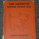 The Contented Little Pussy Cat by Frances Ruth Keller 1949
