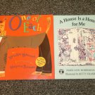 One of Each and A House is a House for Me by Mary Ann Hoberman