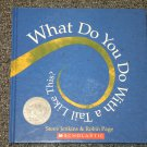 What Do You Do with a Tail Like This Steve Jenkins Robin Page Caldecott Honor