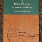 Poff the Cat or When We Care by Hartmut von Hentig