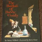 The Ballad of Biddy Early by Nancy Willard and Barry Moser