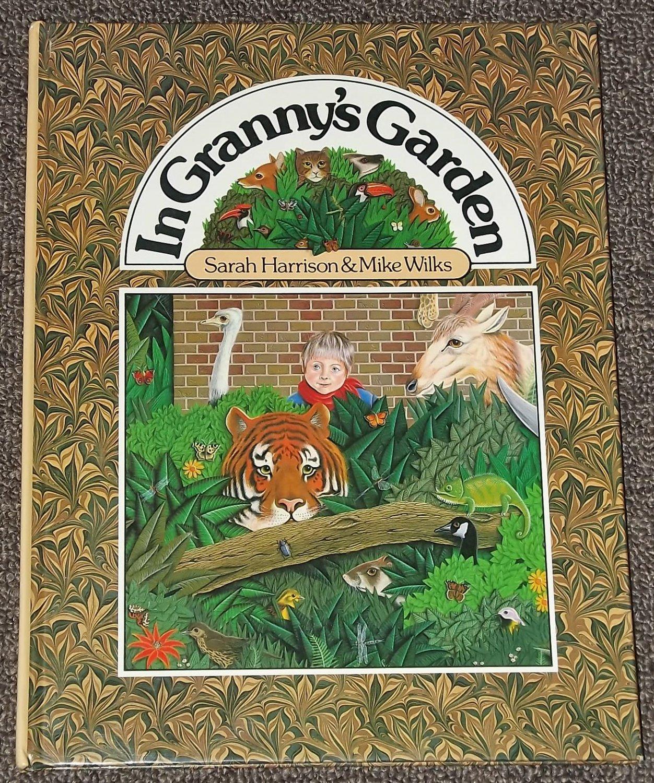 In Granny's Garden by Sarah Harrison 1980