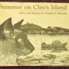 Summer on Cleo's Island by Natalie G. Sylvester Vinalhaven Maine