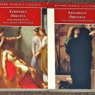 Oresteia by Aeschylus and Orestes and Other Plays by Euripides