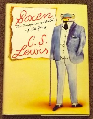 Boxen The Imaginary World Of The Young By C S Lewis Hb Dj