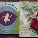 The Littlest Grape Stomper, Kate and the Beanstalk, Giselle Potter