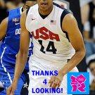 ANTHONY DAVIS 2012 TEAM USA BASKETBALL OLYMPIC CARD