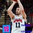 KEVIN LOVE 2012 TEAM USA BASKETBALL OLYMPIC CARD