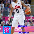 DERON WILLIAMS 2012 TEAM USA BASKETBALL OLYMPIC CARD
