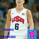 SUE BIRD 2012 TEAM USA BASKETBALL OLYMPIC CARD