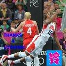 TAMIKA CATCHINGS 2012 TEAM USA BASKETBALL OLYMPIC CARD