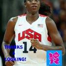 TINA CHARLES 2012 TEAM USA BASKETBALL OLYMPIC CARD