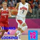 MAYA MOORE 2012 TEAM USA BASKETBALL OLYMPIC CARD