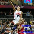 CANDACE PARKER 2012 TEAM USA BASKETBALL OLYMPIC CARD