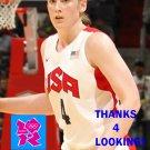 LINDSAY WHALEN 2012 TEAM USA BASKETBALL OLYMPIC CARD