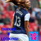 ALEX MORGAN 2012 TEAM USA OLYMPIC SOCCER CARD