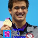 NATHAN ADRIAN 2012 TEAM USA OLYMPIC CARD *** GOLD MEDAL WINNER!***