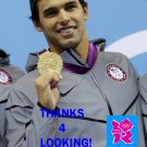 RICKY BERENS 2012 TEAM USA OLYMPIC CARD *** GOLD MEDAL WINNER!***