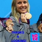 JESSICA HARDY 2012 TEAM USA OLYMPIC CARD *** GOLD MEDAL WINNER!***