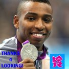 CULLEN JONES 2012 TEAM USA OLYMPIC CARD *** SILVER MEDAL WINNER!***