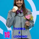 REBECCA SONI 2012 TEAM USA OLYMPIC CARD *** GOLD MEDAL WINNER!***