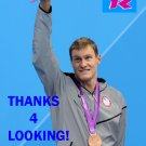 PETER VANDERKAAY 2012 TEAM USA OLYMPIC CARD *** BRONZE MEDAL WINNER!***