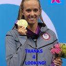 DANA VOLLMER 2012 TEAM USA OLYMPIC CARD *** GOLD MEDAL WINNER!***