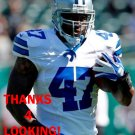LAWRENCE VICKERS 2012 DALLAS COWBOYS FOOTBALL CARD