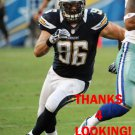 JARRET JOHNSON 2012 SAN DIEGO CHARGERS FOOTBALL CARD