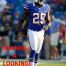 DA'NORRIS SEARCY 2012 BUFFALO BILLS FOOTBALL CARD