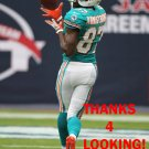 ANTHONY ARMSTRONG 2012 MIAMI DOLPHINS FOOTBALL CARD