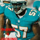 JOSH KADDU 2012 MIAMI DOLPHINS FOOTBALL CARD