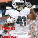 JORVORSKIE LANE 2012 MIAMI DOLPHINS FOOTBALL CARD