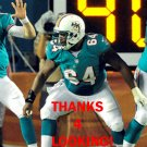 JOSH SAMUDA 2012 MIAMI DOLPHINS FOOTBALL CARD