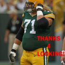 JOSH SITTON 2012 GREEN BAY PACKERS FOOTBALL CARD