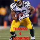 BRANDON SAINE 2012 GREEN BAY PACKERS FOOTBALL CARD