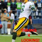 TIM MASTHAY 2012 GREEN BAY PACKERS FOOTBALL CARD
