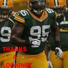 ANTHONY HARGROVE 2012 GREEN BAY PACKERS FOOTBALL CARD