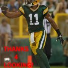 JARRETT BOYKIN 2012 GREEN BAY PACKERS FOOTBALL CARD